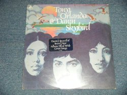 "画像1: TONY ORLANDO & DAWN - SKYBIRD  (SEALED Cut Out, WTRDMG) / 1975 US AMERICA ORIGINAL ""BRAND NEW SEALED"" LP"