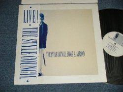 画像1: STYLE COUNCIL (PAUL WELLER) - HOME & ABROAD / LIVE!  (Matrix # ) A//2 ▽420 R  B) B//2 ▽420 R)  (Ex+/MINT-) / 1986 UK ENGLAND ORIGINAL Used LP