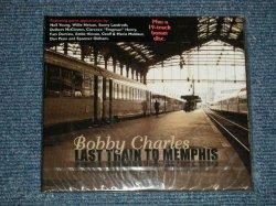 """画像1: BOBBY CHARLES  - LAST TRAIN TO MEMPHIS (SEALED) / 2004 UK ENGLAND ORIGINAL """"Brand New Sealed"""" CD"""