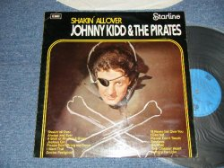 画像1: Johnny Kidd & The Pirates - SHAKIN' ALL OVER  (Ex++, Ex/Ex++) ) / 1971 UK ENGLAND ORIGINAL  Used  LP