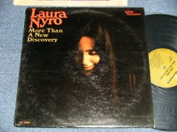 画像1: LAURA NYRO - MORE THAN A NEW DISCOVERY (Ex/MINT-) /  1967 US AMERICA ORIGINAL Mono Used LP