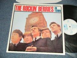 画像1: The ROCKIN' BERRIES - IN TOWN (MINT-/MINT) / 1986 UK ENGLAND REISSUE Used LP