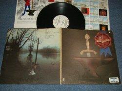"""画像1: RICK WAKEMAN -  The Myths And Legends Of King Arthur And The Knights Of The Round Table: with Booklet (Ex++/MINT- BB Hole for PROMO) / 1975 US AMERICA ORIGINAL """"WHITE LABEL PROMO"""" Used LP"""