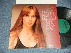 "画像1: JUICE NEWTON - TAKE HEART (Ex++/MINT-) /   US AMERICA  REISSUE ""GREEN LABEL""  Used LP"