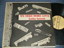 画像1: KATHY KEENEN - WE NEED MORE LOVE (Ex/VG+ Looks:VG, WOFC, WOL, EDSP) / 1975 US AMERICA ORIGINAL Used LP