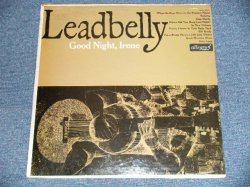 "画像1: LEADBELLY - GOOD NIGHT, IRENE ( SEALED ) / 1966 US AMERICA ORIGINAL  MONO ""BRAND NEW SEALED"" LP"