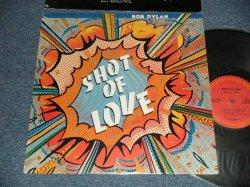 画像1: BOB DYLAN - SHOT OF LOVE(Ex+++/MINT-)  / 1981 CANADA ORIGINAL Used  LP