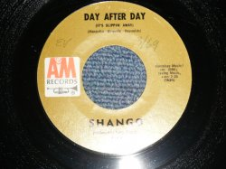 "画像1: SHANGO  - A) DAY AFTER DAY B) MESCALITO (CARIBEAN BEAT) (Ex+++/Ex+++ WOL) / 1969 US AMERICA ORIGINAL Used 7""SINGLE"