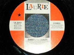 "画像1: CALIFORNIA - A) SUMMER FUN MEDLEY  B) PARIS (1945)  (MINT-/Ex+++) / 1981 US AMERICA ORIGINAL Used 7""Single"