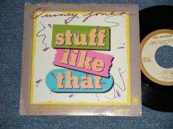 """画像1: DEBBIE JACOBS (FUNKY LADY DISCO/QUINCY JONES Produce) - A) DON'T YOU WANT MY LOVE  B) THINK IO'M FALLIN' IN LOVE  (Ex/Ex++)  / 1977 US AMERICA ORIGINAL Used 7""""45  with PICTURE Sleeve"""
