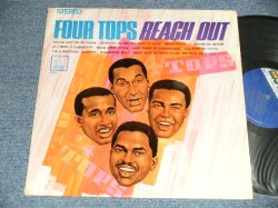 画像1: FOUR TOPS - REACH OUT (Ex++/Ex++ Looks:Ex+++ EDSP) /1967 US AMERICA ORIGINAL STEREO Used LP