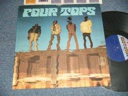 画像1: FOUR TOPS - STILL WATERS RUN DEEP (Ex+/Ex++ Looks: Ex+++  EDSP) /1970 US AMERICA ORIGINAL Used LP