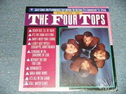 """画像1: FOUR TOPS -  GREAT SONGS  And Performances That Inspired The Motown 25th Anniversary T.V. Special (SEALED) /1983 US AMERICA ORIGINAL """"BRAND NEW SEALED"""" LP"""