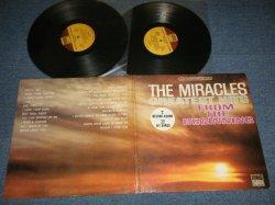 画像1: The MIRACLES (SMOKEY ROBINSON) - Greatest Hits From The Beginning (Ex++/MINT-) / 1965 US AMERICA ORIGINAL Used 2-LP's