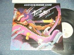 画像1: BOOTSY'S RUBBER BAND - THIS BOOT MADE FOR FONK-N : NO COMIC BOOK (Ex++/MINT- ) / 1979 US AMERICA ORIGINAL Used LP