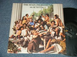 画像1: The MAIN INGREDIENT - MUSIC MAXIMUS : FEATURING CUBA GOODING(MINT-/MINT-CUTOUT) /1976 US AMERICA ORIGINAL Used LP