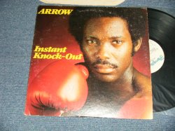 画像1: ARROW - INSTANT KNOCK-OUT (JAMAICAN SOCA) (Ex++/Ex++ WOBC, WOL) / 1980 JAMAICA ORIGINAL Used LP