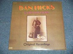 """画像1: DAN HICKS and the HOT LICKS - ORIGINAL RECORDINGS(SEALED) / US AMERICA REISSUE """"BRAND NEW SEALED"""" LP"""