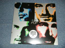 "画像1: U2 - POP (SEALED) /1997 US AMERICA ORIGINAL ""BRAND NEW SEALED"" 2-LP'S"