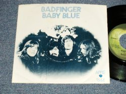 "画像1: BADFINGER - A) BABY BLUE  B) FLYING (Ex+++/MINT STOBC) / 1972 US AMERICA ORIGINAL Used 7"" Single with PICTURE SLEEVE"