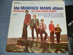 画像1: The MANFRED MANN - THE MANFRED MANN ALBUM (Ex++/Ex++ A-1, B-1:Ex+) / 1964 US AMERICA ORIGINAL STEREO Used LP