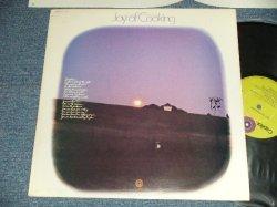 """画像1: JOY OF COOKING - JOY OF COOKING (With INSERTS) (Ex++.MINT-) /1971 US AMERICA ORIGINAL 1st Press """"LIME GREEN Label"""" STEREO Used LP"""