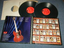 画像1: V.A. Various Omnibus - THE GUITAR ALBUM (Ex++/MINT-) /1973 UK ENGLAND ORIGINAL Used 2-LP's