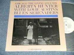 画像1: Alberta Hunter With Lovie Austin's Blues Serenaders  Chicago - The Living Legends (Ex+++/MINT-) / 1984 US AMERICA REISSUE Used LP