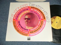 画像1: STEVIE WONDER - GREATEST HITS VOL.2 (Ex++/MINT-) / US AMERICA  REISSUE Used  LP