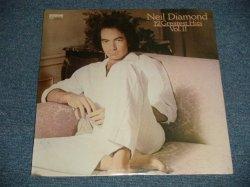"画像1: NEIL DIAMOND - 12 GREATEST HITS VOL.II (SEALED) /1982 US AMERICA ORIGINAL ""BRAND NEW SEALED"" LP"