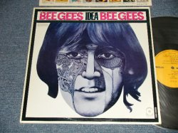 """画像1: BEE GEES - IDEA ( Matrix # A) ST-C-681333-2B CT T A20   B) ST-C-681334-1A CT T A17 ) ( Ex++/MINT- EDSP ) / 1969 US AMERICA 2nd Press """"YELLOW Label with 1841 BROADWAY Credit Labe Bottom""""  Used  LP"""