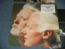 画像1: JOHNNY and EDGAR WINTER - TOGETHER : with Custom Inner (Ex++/Ex+++) / 1976 US AMERICA ORIGINAL Used LP