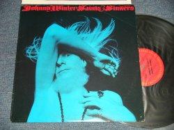 画像1: JOHNNY WINTER - SAINTS  SINNERS : with Custom Inner (Ex++/Ex+++) / 1974 US AMERICA ORIGINAL Used LP