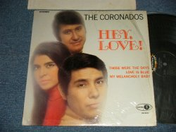 画像1: The CORONADOS - HEY LOVE (MINT-/MINT-) /1969 US AMERICA ORIGINAL Used LP
