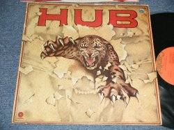 "画像1: HUB - UHZATA' :with CUSTOM INNER (Ex/Ex++ Looks:Ex- BB for PROMO /1976 US AMERICA ORIGINAL ""PROMO"" Used LP"