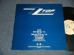 "画像1: ZZ TOP - ROUGH BOY (Ex++/MINT-) /1985 US AMERICA ORIGINAL ""PROMO ONLY"" Used 12"" Single"