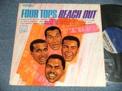 画像1: FOUR TOPS - REACH OUT (Ex++/Ex+++ EDSP, WOFC) /1967 US AMERICA ORIGINAL STEREO Used LP