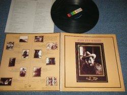 画像1: JERRY JEFF WALKER - JERRY JEFF WALKER :With INSERTS (Ex+, Ex+++/MINT- ) /1972 US AMERICA ORIGINAL Used LP