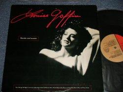 """画像1: LOUISE GOFFIN (CAROLE KING) - WORDS AND MUSIC : The Bridge of Sights Interview  (Ex++/A) MINT-  B) Ex+++ Looks:Ex+  EDSP) / 1988 US AMERICA ORIGINAL """"PROMO ONLY"""" Used LP"""