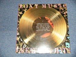 """画像1: ROXY MUSIC - GREATEST HITS ( Ex+/Ex++)  / 1977 US AMERICA ORIGINAL ? """"BRAND NEW SEALED"""" LP"""