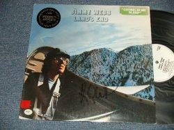 """画像1: JIMMY WEBB - LAND'S END (Ex++/Ex+++ Looks:MINT STOFC, WOFC, WOBC) / 1974 US AMERICA ORIGINAL """"WHITE LABEL PROMOl"""" Used LP"""