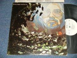 """画像1: JIMMY WEBB - AND SO:ON (Ex+/MINT) / 1971 US AMERICA ORIGINAL """"WHITE LABEL PROMOl"""" Used LP"""