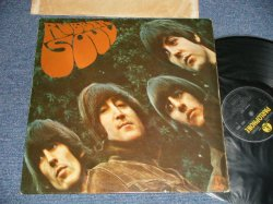 "画像1: THE BEATLES - RUBBER SOUL (Matrix #A) A) YEX-178-2  L   B) YEX-179-2  GR) ( Ex+/VG+++)/ 1965 UK ENGLAND ORIGINAL ""Yellow Parlophone Label"" STEREO  Used LP"