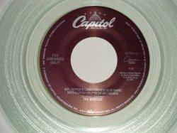 """画像1: The BEATLES - A) SGT. PEPPER'S LONELY HEARTS CLUB BAND  B) A DAY IN THE LIFE (for JUKEBOX) (NEW)/ 1994 US AMERICA REISSUE """"CLEAR WAX/Vinyl"""" """"BRAND NEW"""" 7"""" Single"""