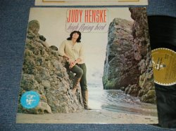 "画像1: JUDY HENSKE -.HIGH FLTING BIRD (Ex++/Ex-, Ex+) / 1963 US AMERICA ORIGINAL 1st Press ""GUITAR PLAYER Label"" MONO Used LP"