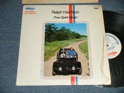 画像1: RALPH HARRISON - FREE SPIRIT MOVIN' (MINT-/Ex++ Looks:Ex+) /1972 US AMERICA ORIGINAL Used LP
