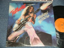 "画像1: TED NUGENT - WEEKEND WARRIORS :With CUSTOM INNER SLEEVE (Ex/Ex+++) /1978 US AMERICA ORIGINAL ""ORANGE LABEL"" Used LP"