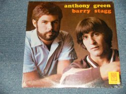 "画像1: ANTHONY GREEN, BARRY STAGG - ANTHONY GREEN, BARRY STAGG (SEALED cutout) / 1969 US AMERICA ORIGINAL ""BRAND NEW SEALED"" LP"