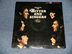 """画像1: THE BITTER END SINGERS - DISCOVER THE BITTER END SINGERS(SEALED cutout) / 1964 US AMERICA ORIGINAL STEREO """"BRAND NEW SEALED"""" LP"""