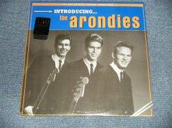 """画像1: The ARONDIES - INTRODUCING... (SEALED) / 1999 US AMERICA REISSUE  """"150 gram Heavy Weight"""" """"BRAND NEW SEALED"""" LP"""